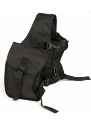 101531 pommel saddle bag