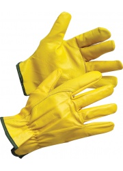 292005 leather roping glove hands