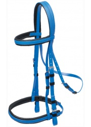 672542 padded bridle
