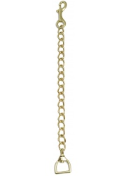 987541 lead chain brass