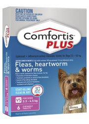 comfortis-plus-pink-for-dogs-2 3-4 5kg-6-pack