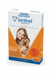 sentinel 3 pack very small dogs hr 1